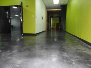 Polished-Floor-Installation
